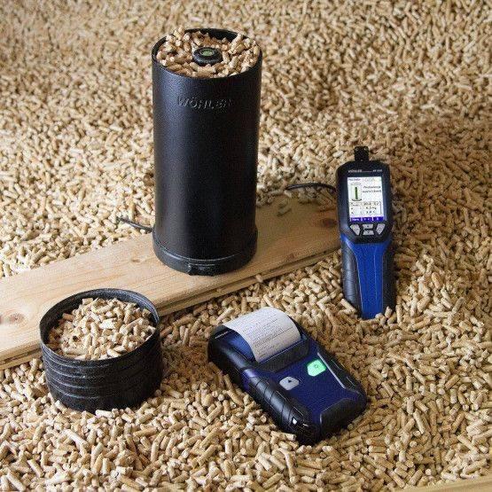 Wohler HF 550 Wood Moisture Meter