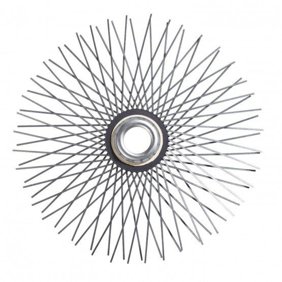 Star, Stainless Steel, Flat Wire