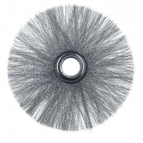 Star, VA-Stainless Steel, Crimped Wire
