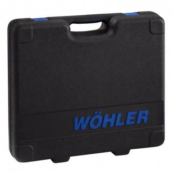 Kunststoffkoffer Wöhler HF 550 / FW 550