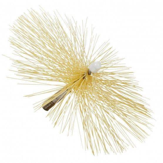 Threaded brush, PEK