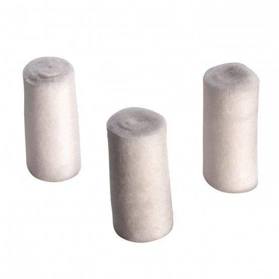 Wadding rolls