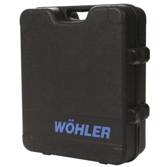 Plastic case Wöhler A 400 USA