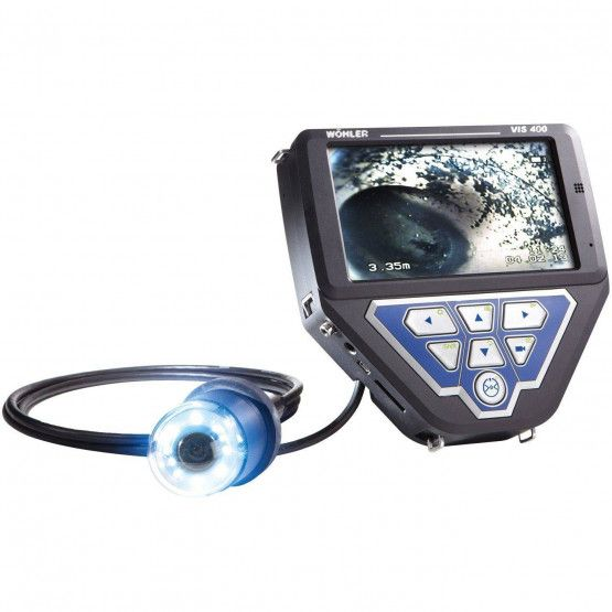 Wohler VIS 400 Video Inspection Camera