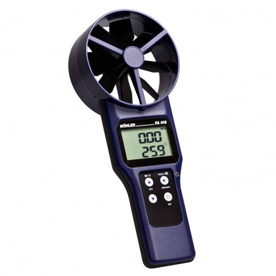 Wohler FA 4xx Fan Anemometer