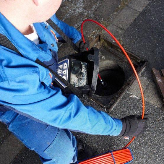 Wohler VIS 400 Inspection Camera