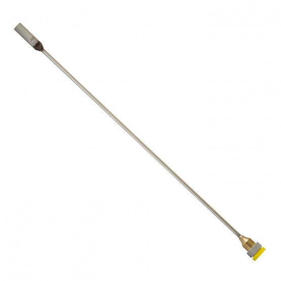 Flue gas probe 1000mm with filter holder