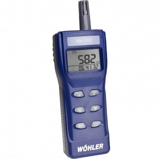 Wohler KM 410 IAQ Instrument