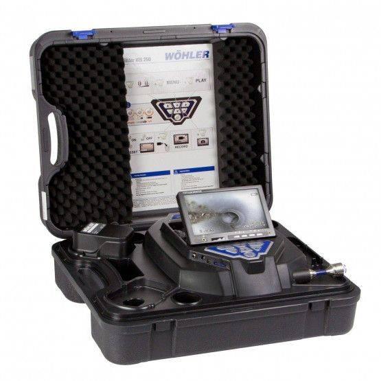 Wohler VIS 200 / 250 Service camera