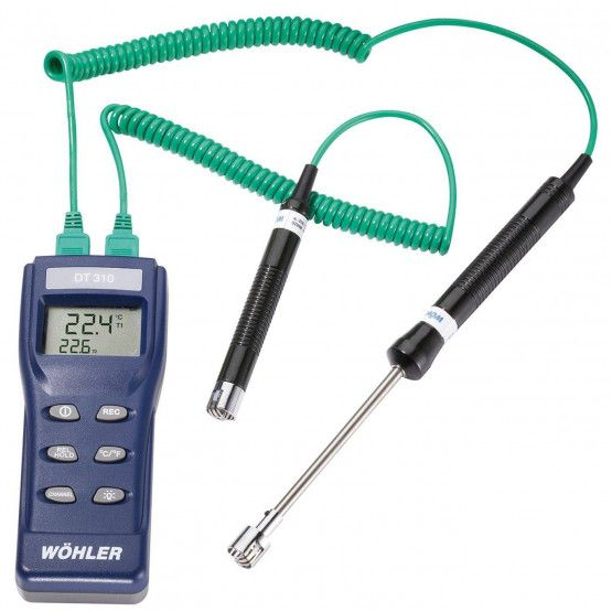 Wohler DT 310 differential temperature meter