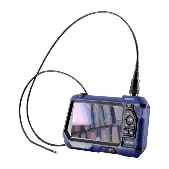 Wohler VE 400 HD Video Endoscope