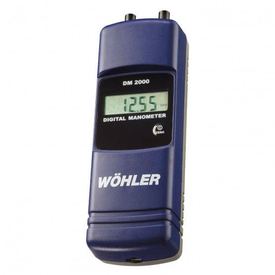 Wohler DM 2000 Digital Manometer