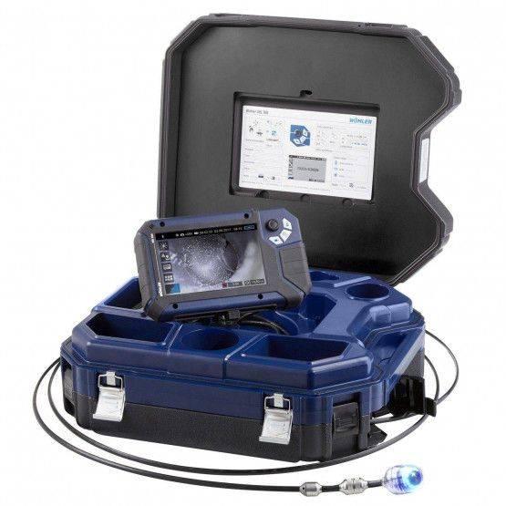 Wohler VIS 700 HD Inspection Camera