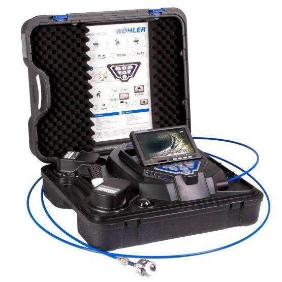 Wohler VIS 350 Sewer Camera