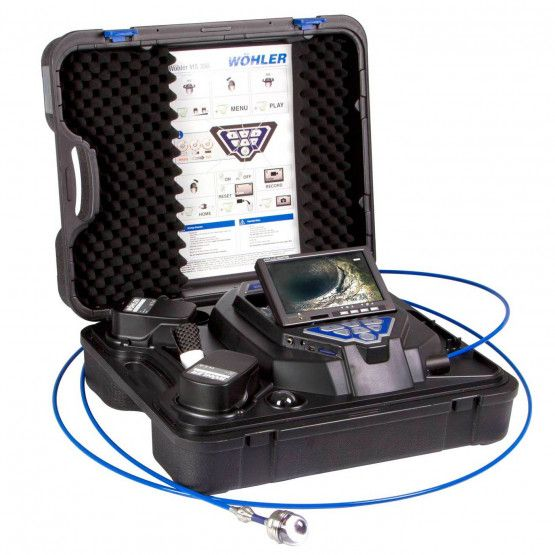 Wohler VIS 350 Inspection Camera