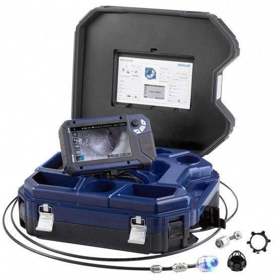 Wohler VIS 700+ HD Inspection Camera