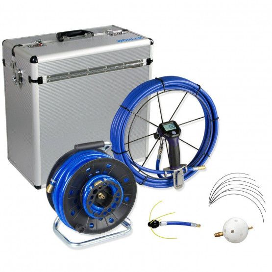 Wohler Compressed Air Cleaning