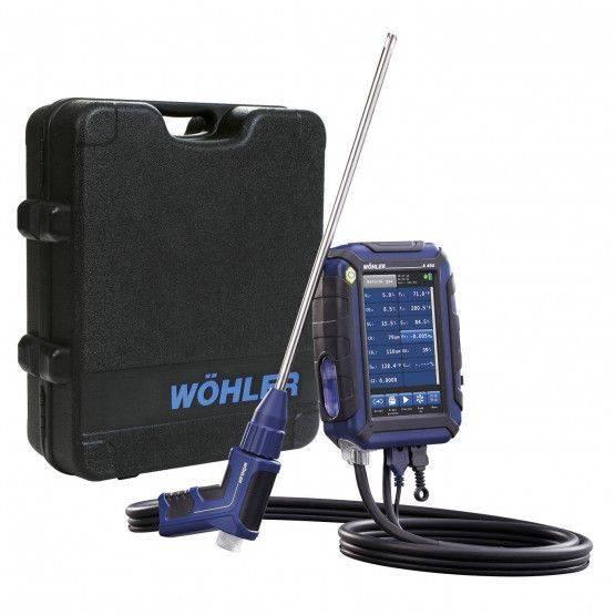 Wohler A 450 Combustion Analyzer
