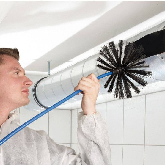 Commercial Duct Cleaning Set