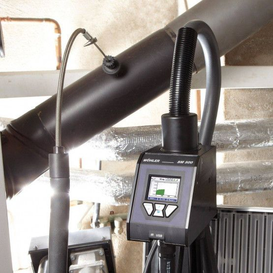 Wohler SM 500 Suspended Particulate