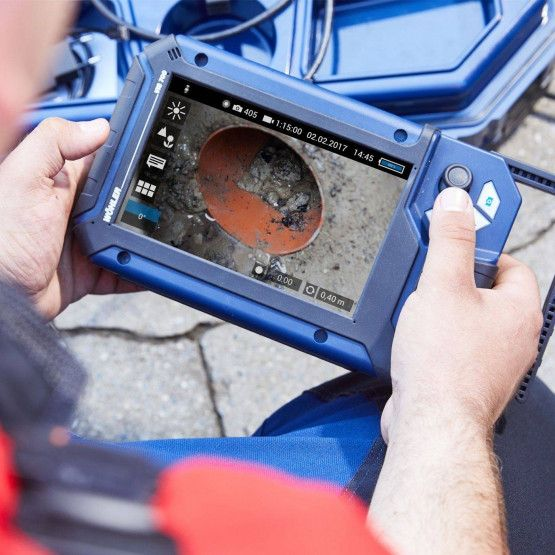 Wöhler VIS 700 HD-Video Inspection Camera