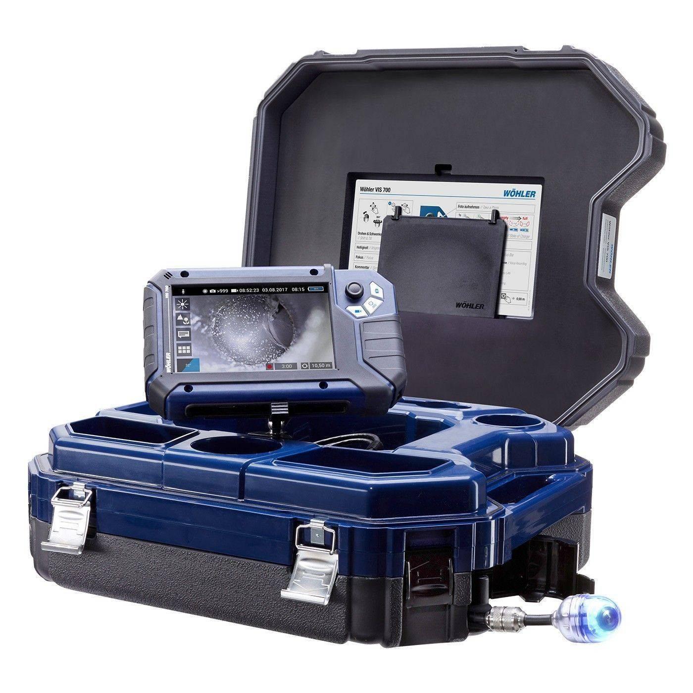 de261e3ab0d091 Wöhler VIS 700 HD-Video Inspection Camera | Wohler USA